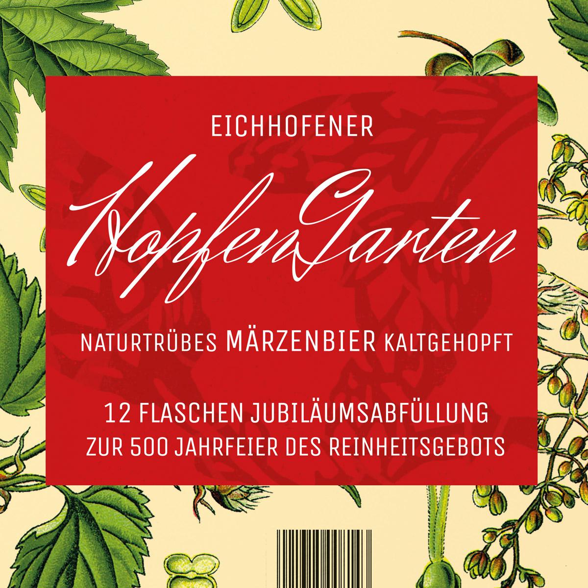 Eichhofener Hopfengarten 12er