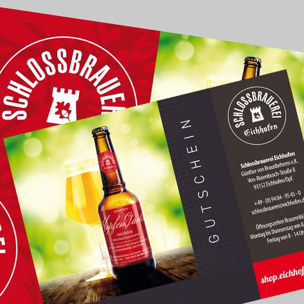 Eichhofener Brauerei Gutschein