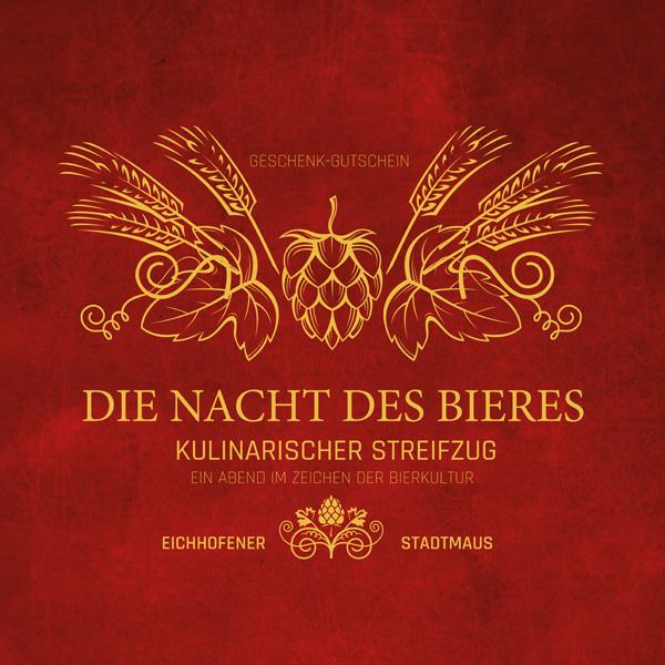 Eichhofener Nacht des Bieres Gutschein