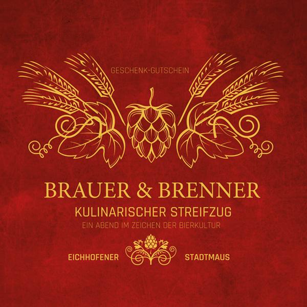 Eichhofener Von Brauern und Brennern Gutschein